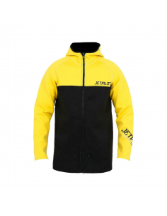 Veste néoprène Flight Hooded JETPILOT Yellow